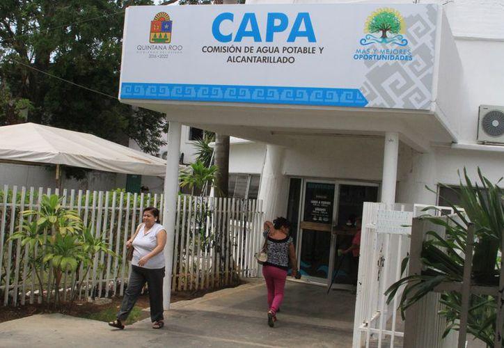 La Dirección General de la Capa dijo que da el servicio a 501 mil 331 usuarios en todo el estado. (Joel Zamora/SIPSE)