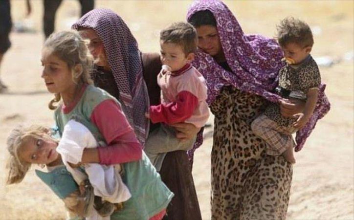 Los combatientes de esa región han forzado durante años a miles de niñas y mujeres a la esclavitud. (Foto: Internet).