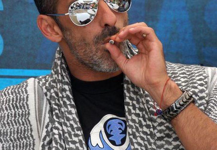 El actor Julio Bracho será el protagonista de 'El Chivo'. (EFE)