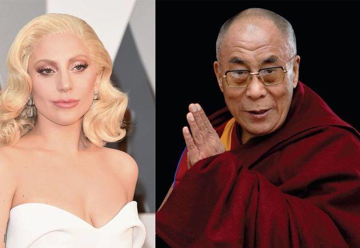 Lady Gaga y el Dalai Lama estarán presentes en la Conferencia de Alcaldes de Estados Unidos que congrega a unos 300 alcaldes de dicho país. (Archivo/Agencias)
