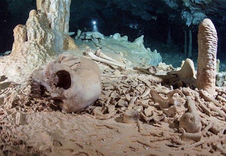 Los científicos especulan que los restos de 'Chan Hol II' pertenecieron a un adulto joven. (Foto: El Comercio)