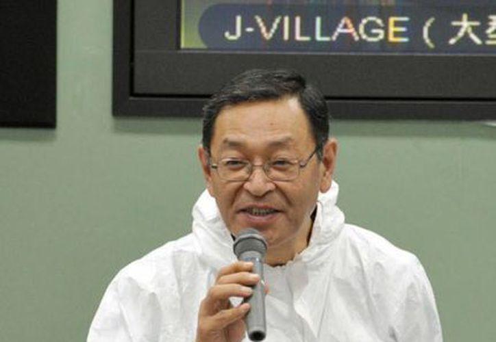 Masao Yoshida estuvo expuesto a la fuga radiactiva en Fukushima en marzo de 2011. (Agencias)