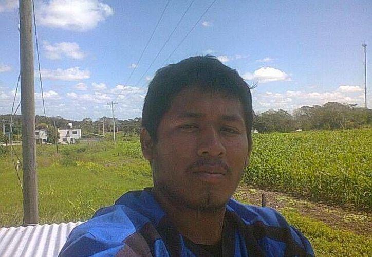 Chaga García era trabajador de uno de los hijos de la mujer que asesinó. (Facebook)