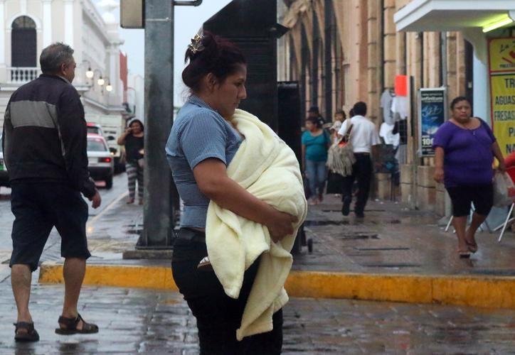 Las temperaturas mínimas serían hoy martes de 18 a 22 grados en Yucatán, y las máximas de 30 a 34. (Foto archivo SIPSE)