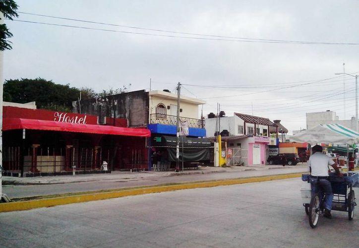 Seguridad Pública recomienda que los comercios no bajen la guardia en cuanto a medidas de prevención de robos.  (Yesenia Barradas/SIPSE)