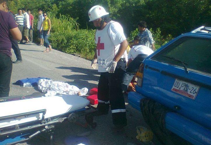 Hoy se celebra el Día Mundial de la Cruz Roja.(Rossy López/SIPSE)