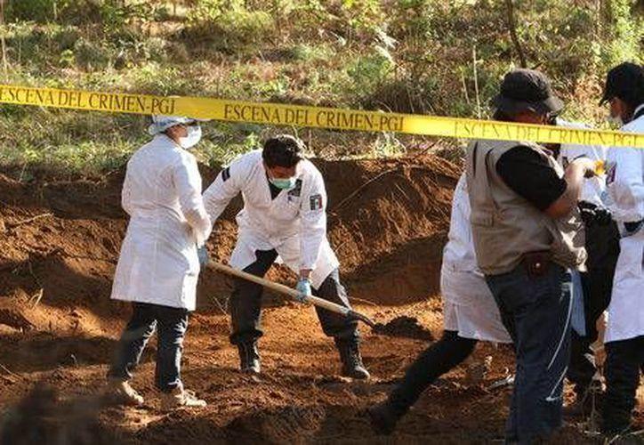 El hallazgo del cuerpo fue reportado alrededor del medio día de este lunes. (Imagen de referencia/Archivo/Milenio)