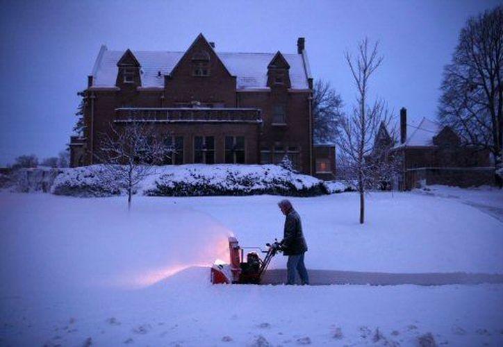 Los expertos esperan un crudo invierno. (Agencias)
