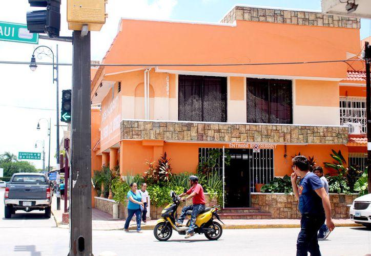 En Carrillo, hay 14 hoteles con un total de 199 habitaciones y por cada establecimiento se emplean a cerca de 21 personas. (Foto: Jesús Caamal  / SIPSE)