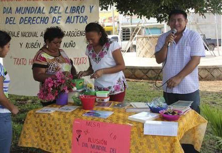 El municipio morelense es un promotor incansable de la educación y el fomento a la lectura. (Redacción/SIPSE)
