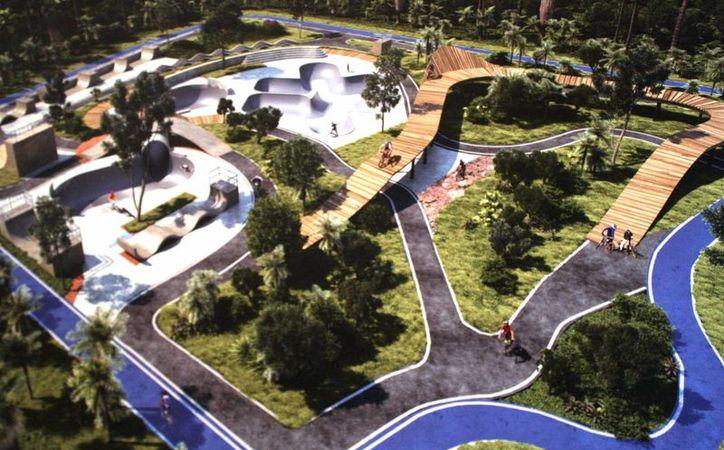 El proyecto Ciudad Mayakoba será presentado en un foto de la ONU. (Octavio Martínez/SIPSE)