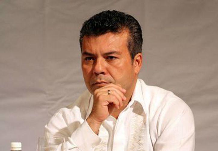 El presidente municipal Mauricio Góngora Escalante, aseguró que reforzaran las medidas de seguridad. (Adrián Monroy/SIPSE)