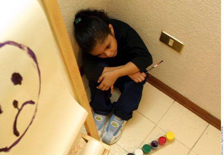 Existe la depresión y ansiedad infantil, no son problemáticas que se den unicamente entre adultos. (Contexto/Internet)
