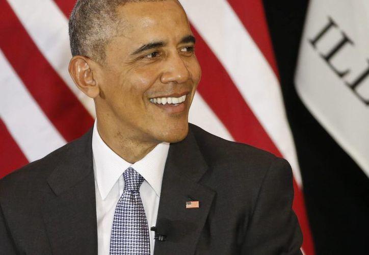El gobierno del presidente Barack Obama cumplió la meta de refugiar a 10 mil sirios que huyen de la guerra en su país. (Archivo/EFE)
