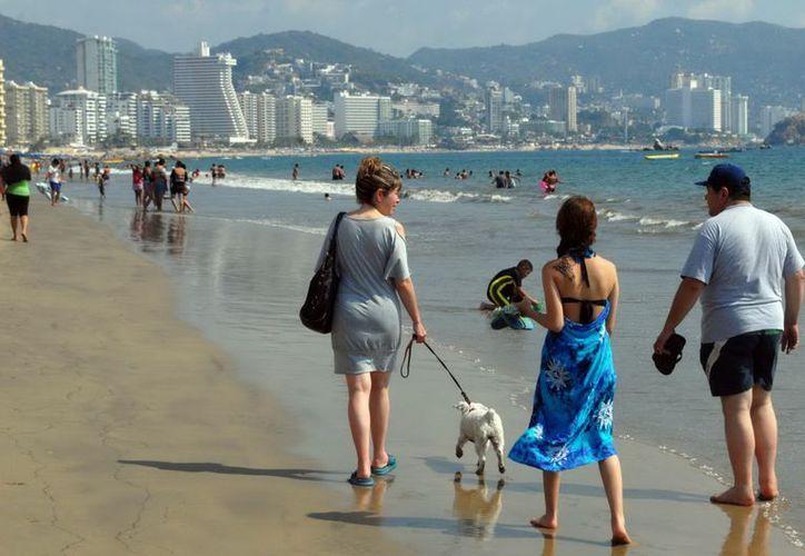 En 2008 México registró un ingreso de 13 mil 300 millones de dólares vía el turismo. (Archivo/Notimex)