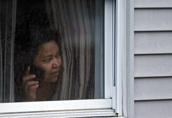 El miedo se apoderó de la gente en Boston, en medio de la búsqueda de un presunto terrorista. (Agencias)