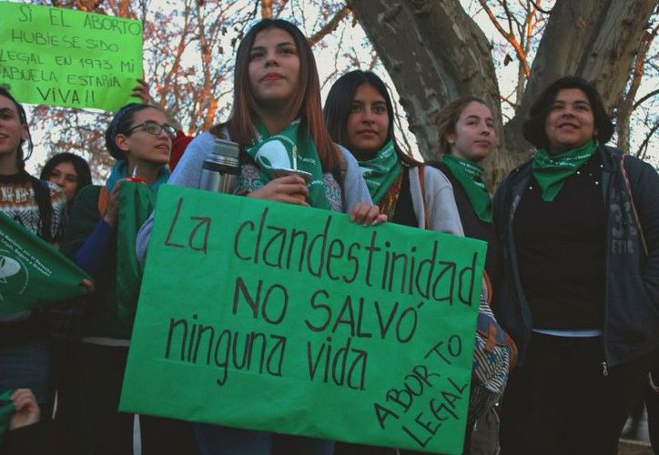 Convocan a una marcha para denunciar la falta de la legalidad del aborto que llevó a la joven madre a la muerte. (Meganoticias)