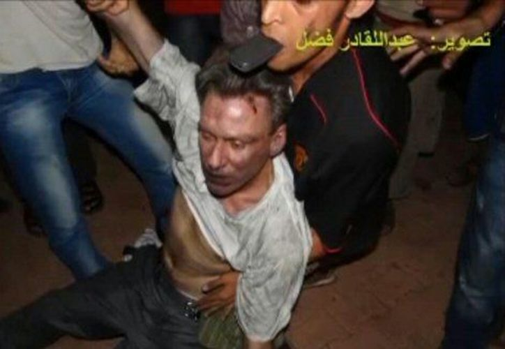 El embajador Chris Stephens murió durante el ataque. (Archivo/Agencias)