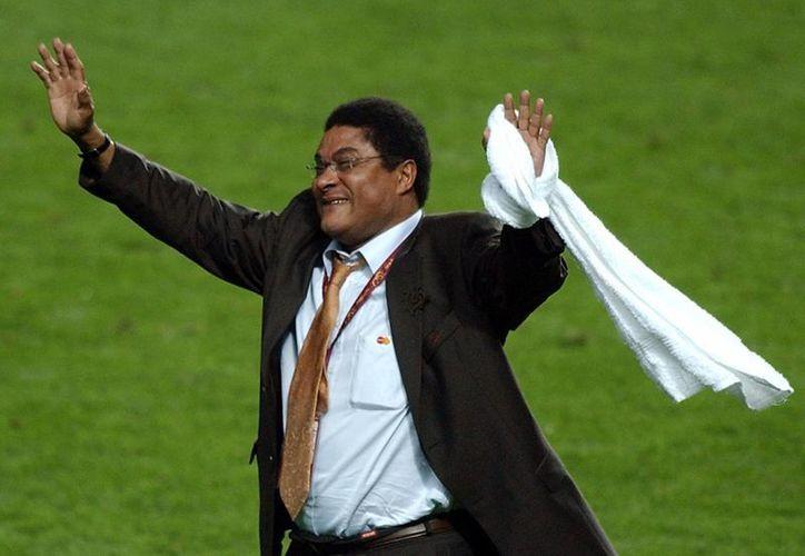 'La Pantera Negra' fue nombrado uno de los 10 mejores jugadores de la historia del futbol. Falleció este domingo en Portugal. (Agencias)