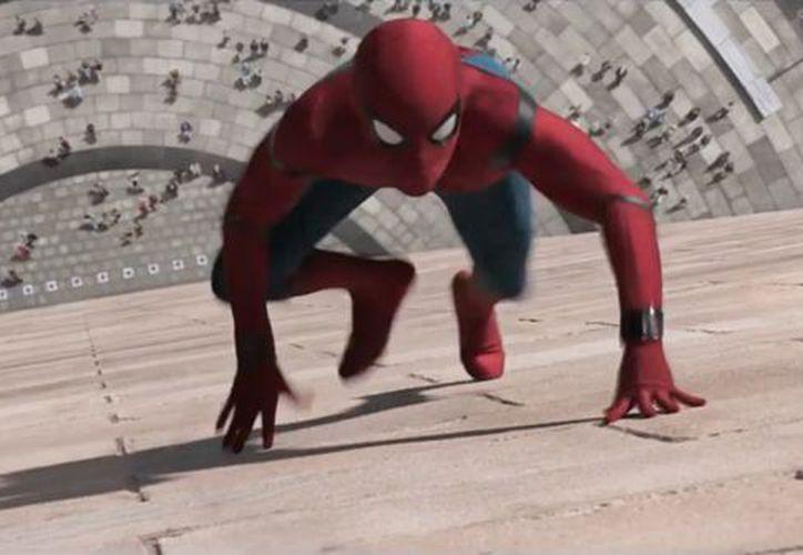 Los efectos especiales llevan el sello Marvel. (Contexto/Internet)