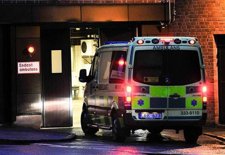 Los afectados han sido ingresados en un hospital. (RT)