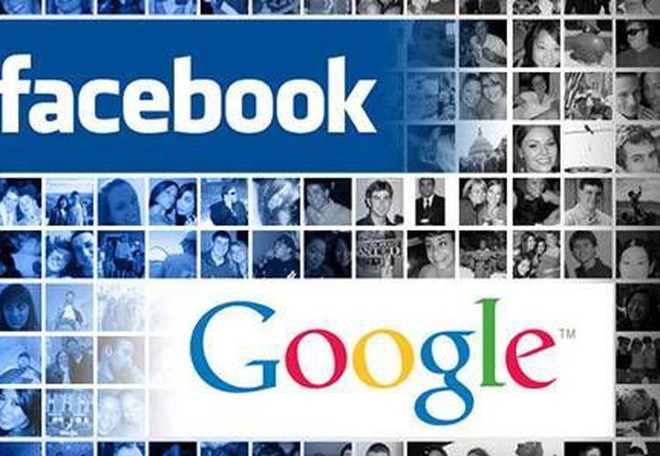 Google y Facebook las empresas que buscan ofrecer el mayor número de anuncios publicitarios en dispositivos móviles.