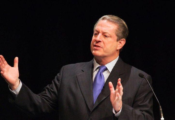 El Iegy confirmó la participación de Al Gore en el Primer Encuentro Internacional Digital. (Milenio Novedades)