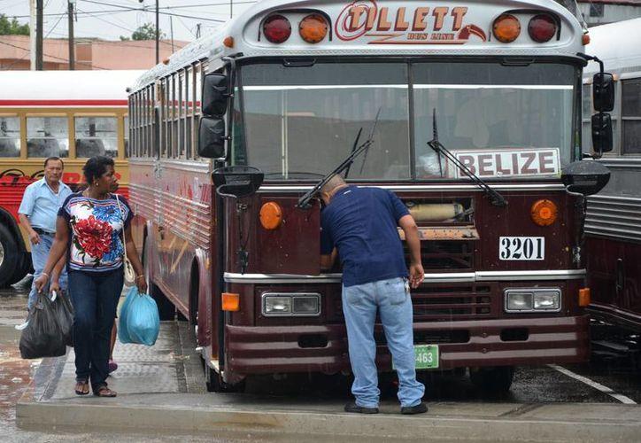 Chetumal es considerada por los beliceños como una ciudad importante para complementar su vida cotidiana. (Gerardo Amaro/SIPSE)