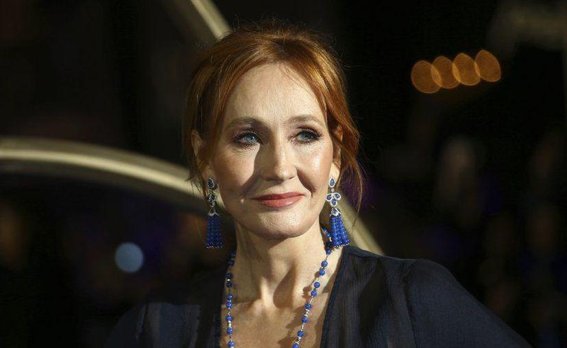 JK Rowling (Foto de Joel C Ryan / Invision / AP, archivo)