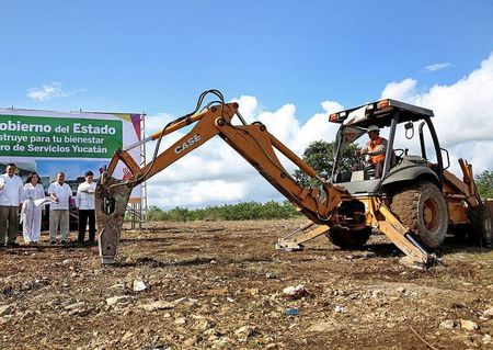 Inicia Construcción De Centro De Servicios Yucatán Grupo Sipse