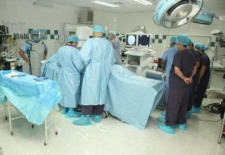 El nuevo quirófano se utilizará para operaciones programadas y de urgencias. (Julián Miranda/SIPSE)
