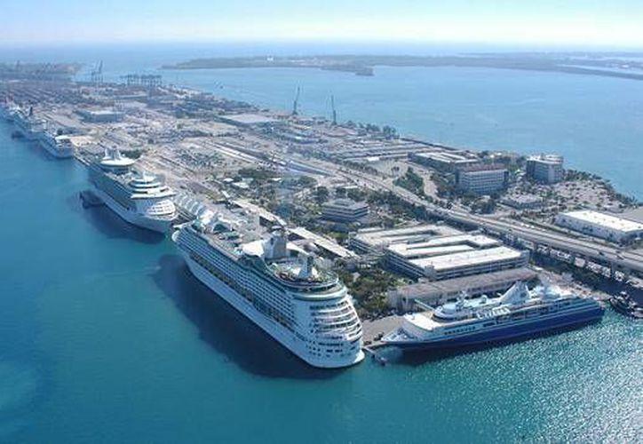 La Feria de Cruceros de Miami creció un 8% en comparación con el 2012. (www.sobrecruceros.com/Archivo)