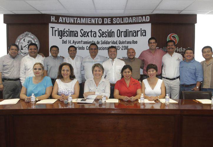 El Ayuntamiento de Solidaridad asegura que pronto se liberarán las órdenes de aprehensión contra exfuncionarios municipales. (Archivo/SIPSE)