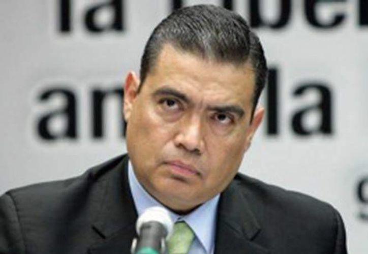 Salas Chávez era, hasta hace unas horas, Centro Nacional de Planeación, Análisis e Información para el Combate a la Delincuencia. (Excélsior)