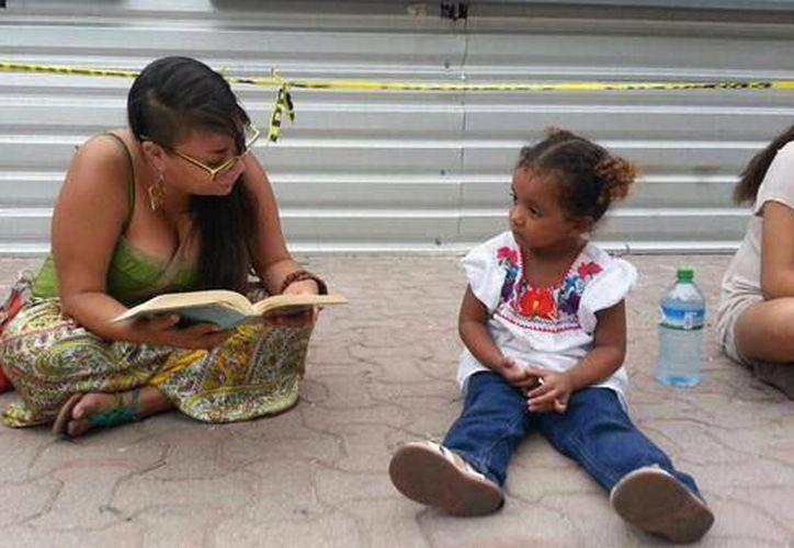 Crean una iniciativa ciudadana para fomentar la lectura en los jóvenes playenses. (Faride Cetina/ SIPSE)