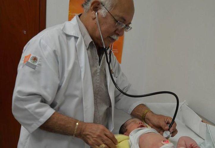 Este año nacieron en el Hospital Morelos alrededor de 3 mil bebés. (Redacción/SIPSE)