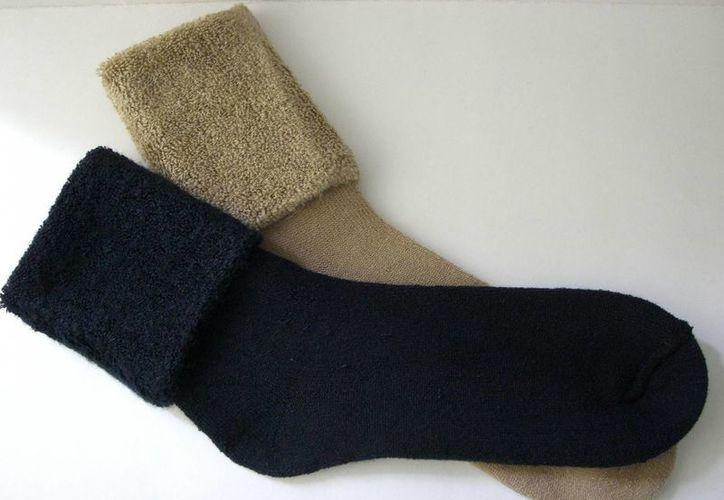 Investigadores de Israel desarrollaron unos calcetines para monitorear a personas diabéticas. (zapatosparadiabetico.com/Foto de contexto)
