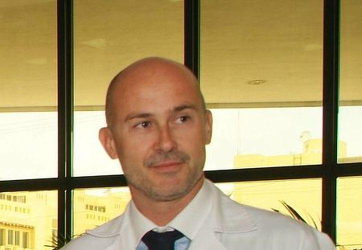 Italo Sampablo Lauro es el nuevo cónsul honorario de Italia en siete municipios de Quintana Roo. (Octavio Martínez/SIPSE)