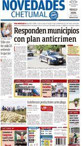 Responden municipios con plan anticrimen
