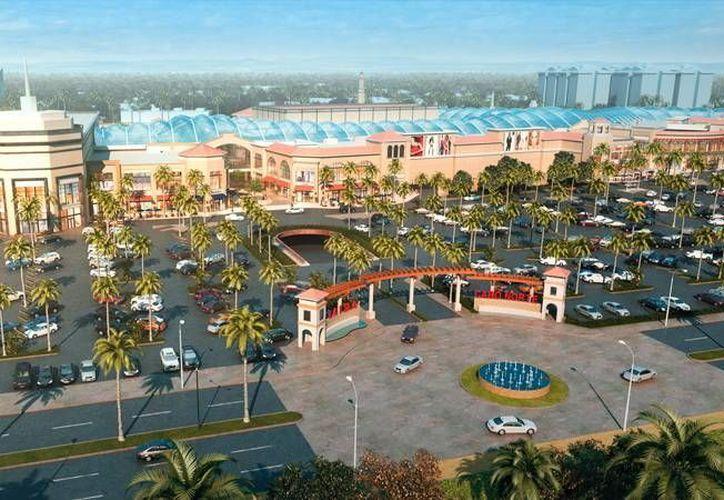 En 2017 se espera que se concreten grandes inversiones inmobiliarias en la zona norte como el proyecto La Isla Mérida Cabo Norte. (Ilustración de www.laislamerida.com)