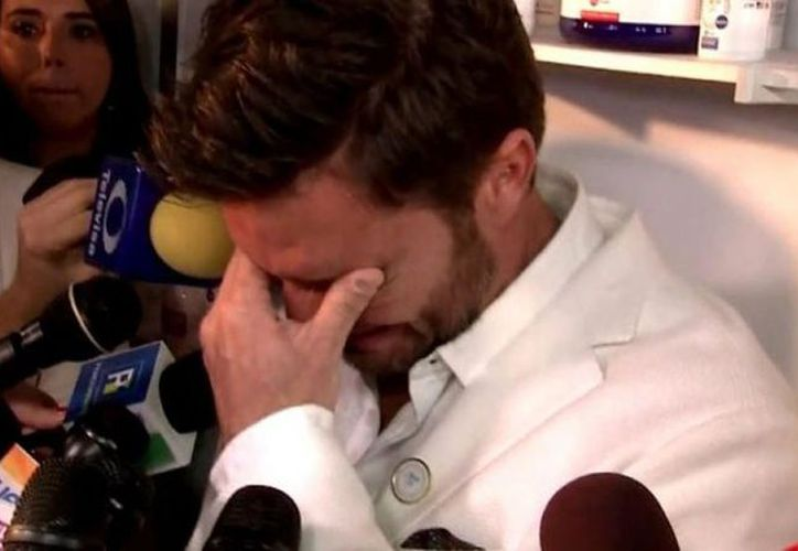 El actor, Julián Gil eligió abrir su corazón y desahogar sus sentimientos en una carta para el más chico de sus hijos. (Vanguardia MX)