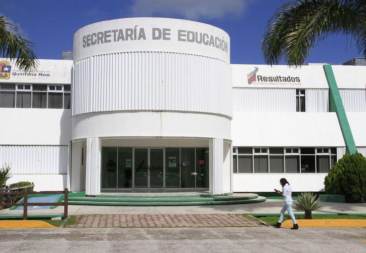 La Secretaría de Educación de Quintana Roo prometió hace más de cinco meses mejorar la infraestructura educativa. (Foto: SIPSE)
