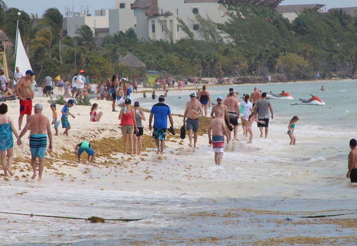 La delimitación incluye la oficialización de al menos 14 usos y destino de playas. (Foto: Adrián Barreto)