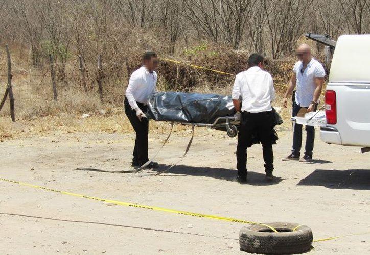El cadáver fue llevado a las instalaciones del Semefo. (Imagen ilustrativa/Foto: El DEBATE)
