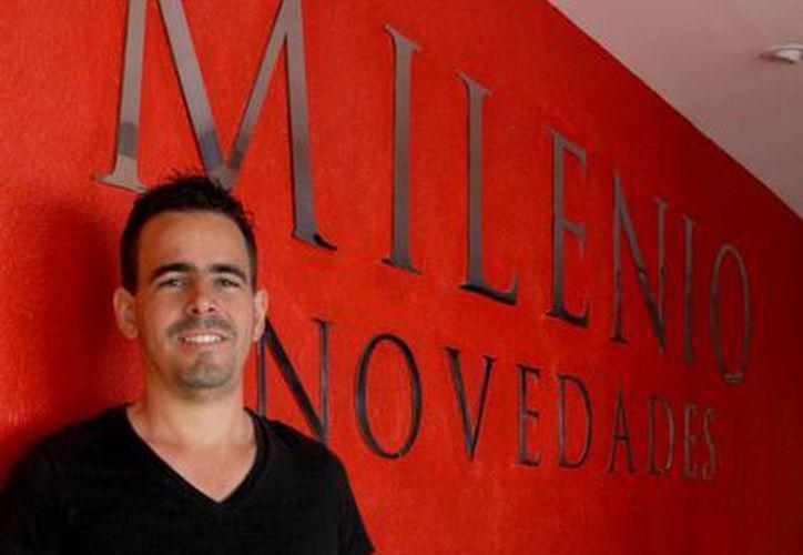 Jorge Tovar Martín, integrante de 'Revolución Latina', habló sobre el tributo que le realizarán a 'Los Ángeles Azules' en Mérida. (Milenio Novedades)