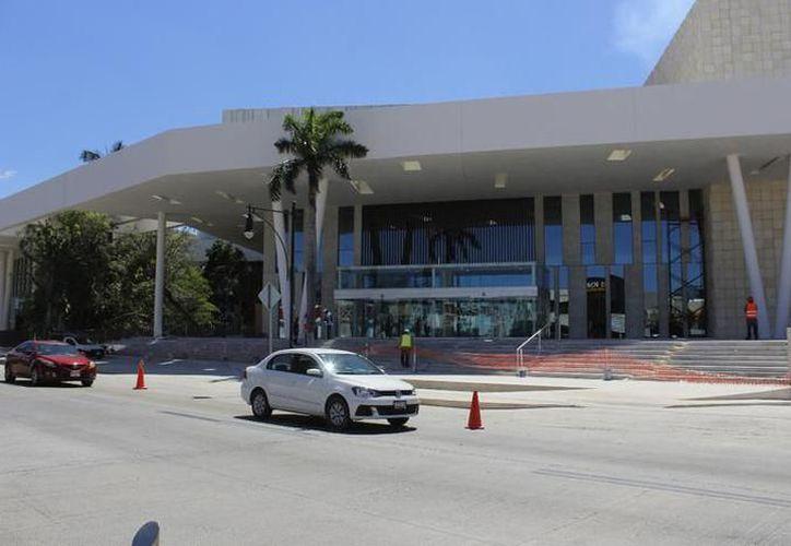 El Centro Internacional de Congresos (CIC), el hospital materno infantil y el Palacio de la Música, son ejemplo de infraestructura de gran envergadura. (SIPSE)