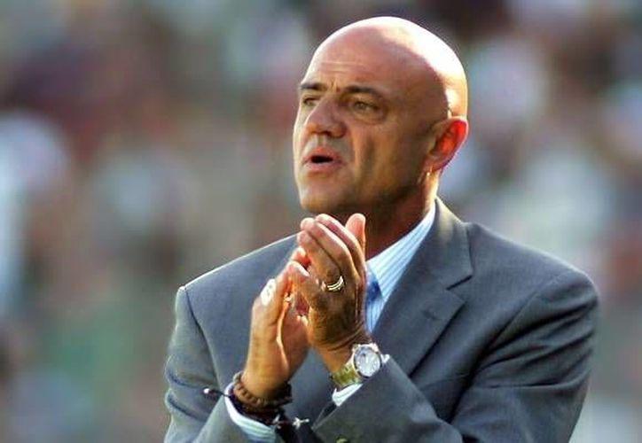 José Luis Sánchez llegaría como entrenador emergente para salvar a Venados FC. (Notimex)