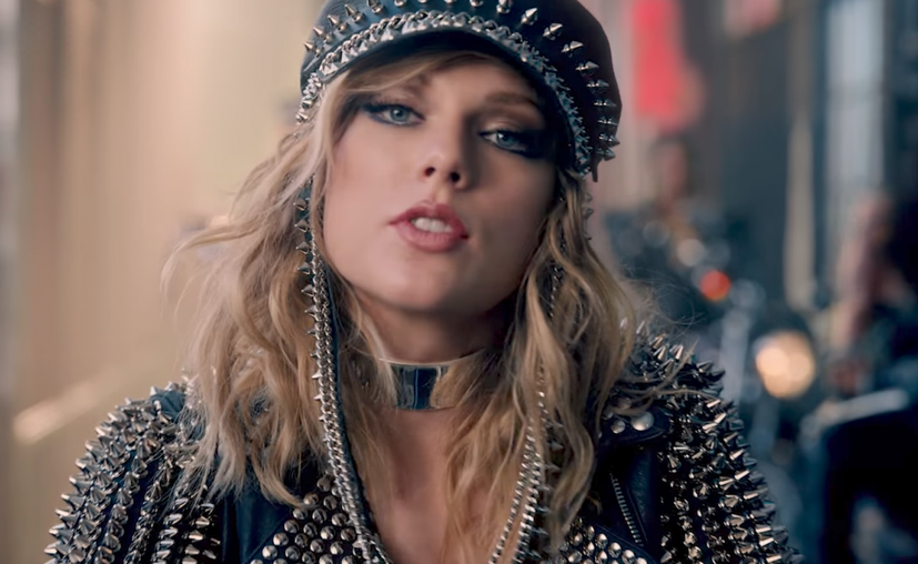 El nuevo video Taylor Swift, Look What You Made Me Do, está batiendo récords en YouTube. (Captura YouTube).