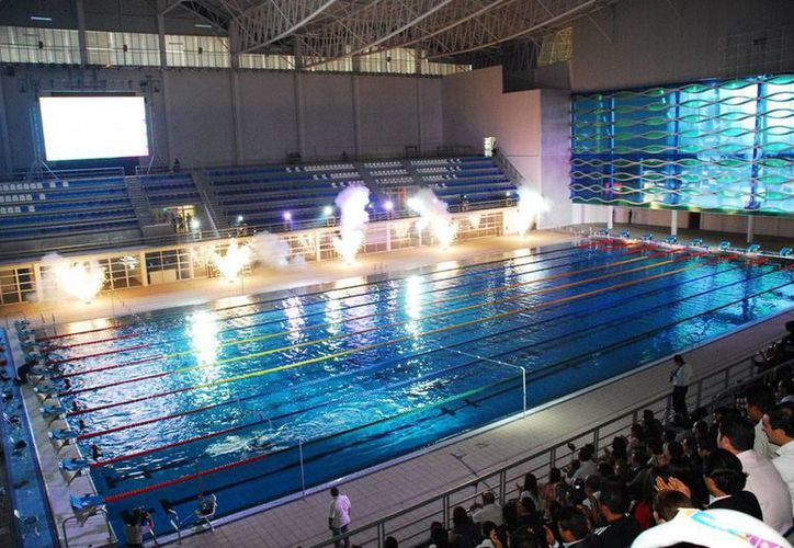 México decidió no organizar el campeonato mundial de natación en 2017 que se desarrollaría en el Centro Acuático Scotiabank, en Guadalajara, al que corresponde la imagen. (solo-opinion.com)