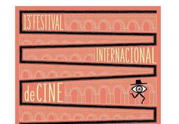 La imagen del Festival de cine de Morelia fue diseñada por Rodrigo Toledo, con base en la obra de Saul Bass. El festival se llevará a cabo del 23 de octubre al 1 de noviembre próximos. (Milenio Digital)